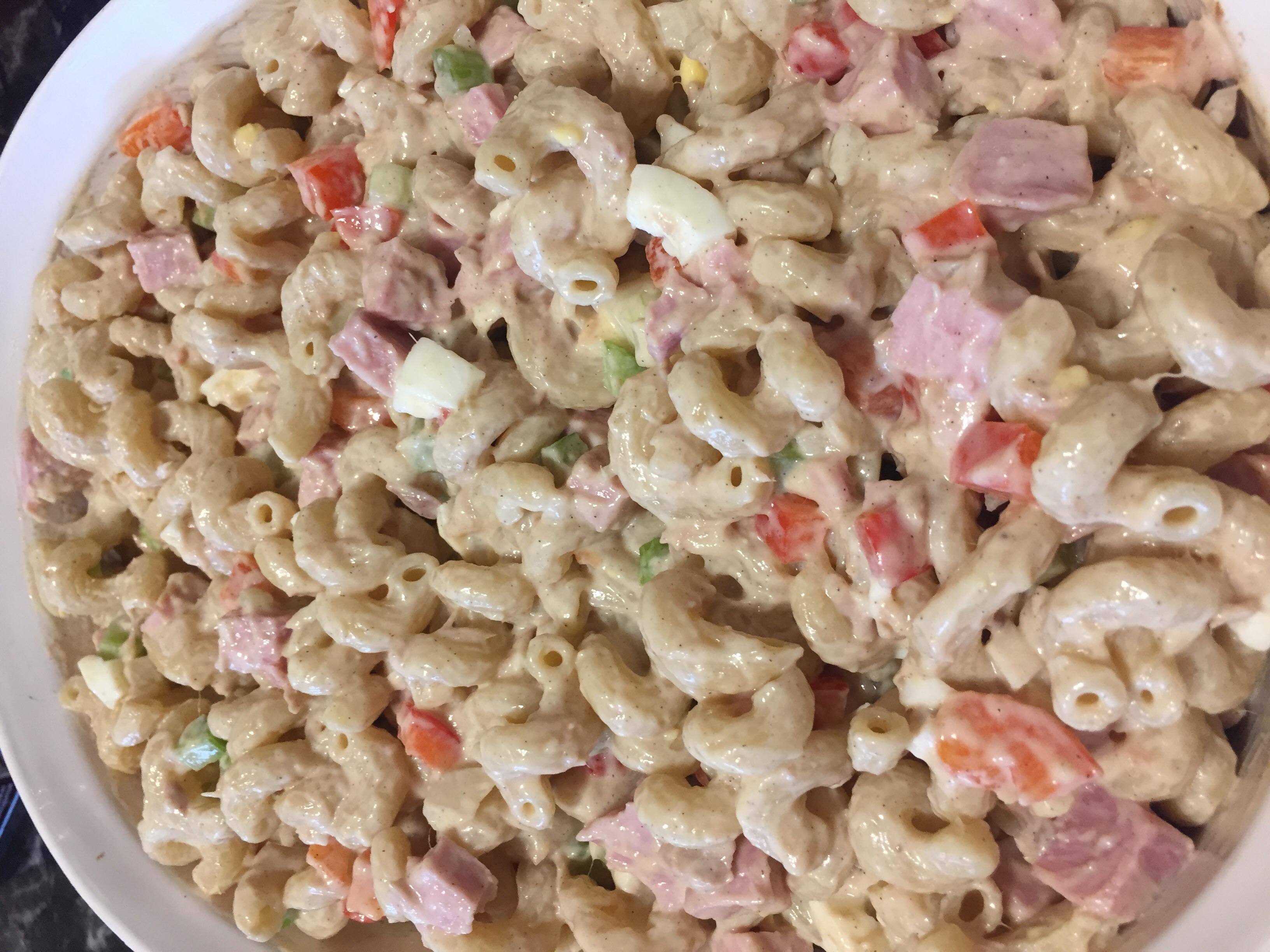 Rinny's Cavatappi Salad