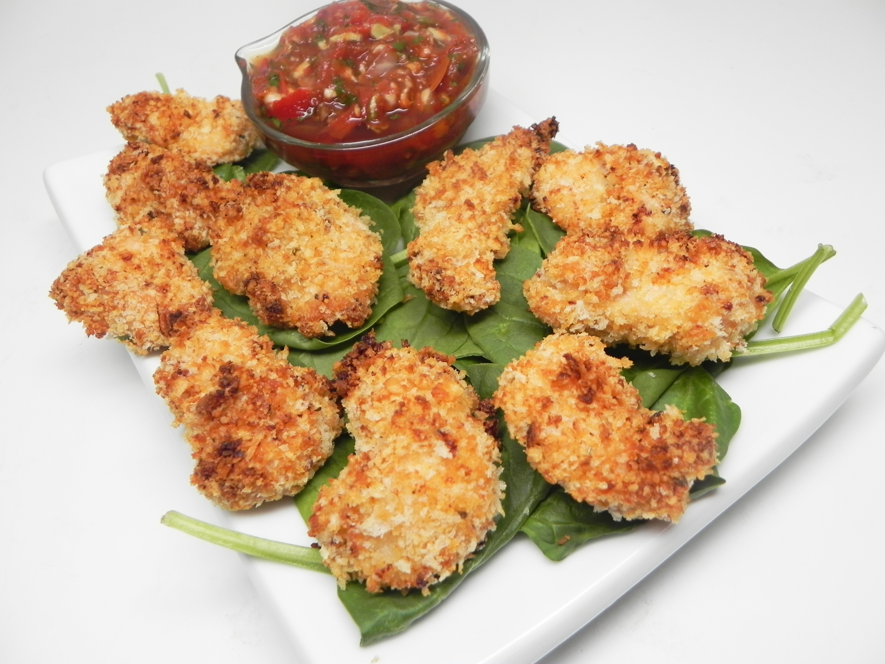 Best and Easiest Chicken Nuggets Samantha