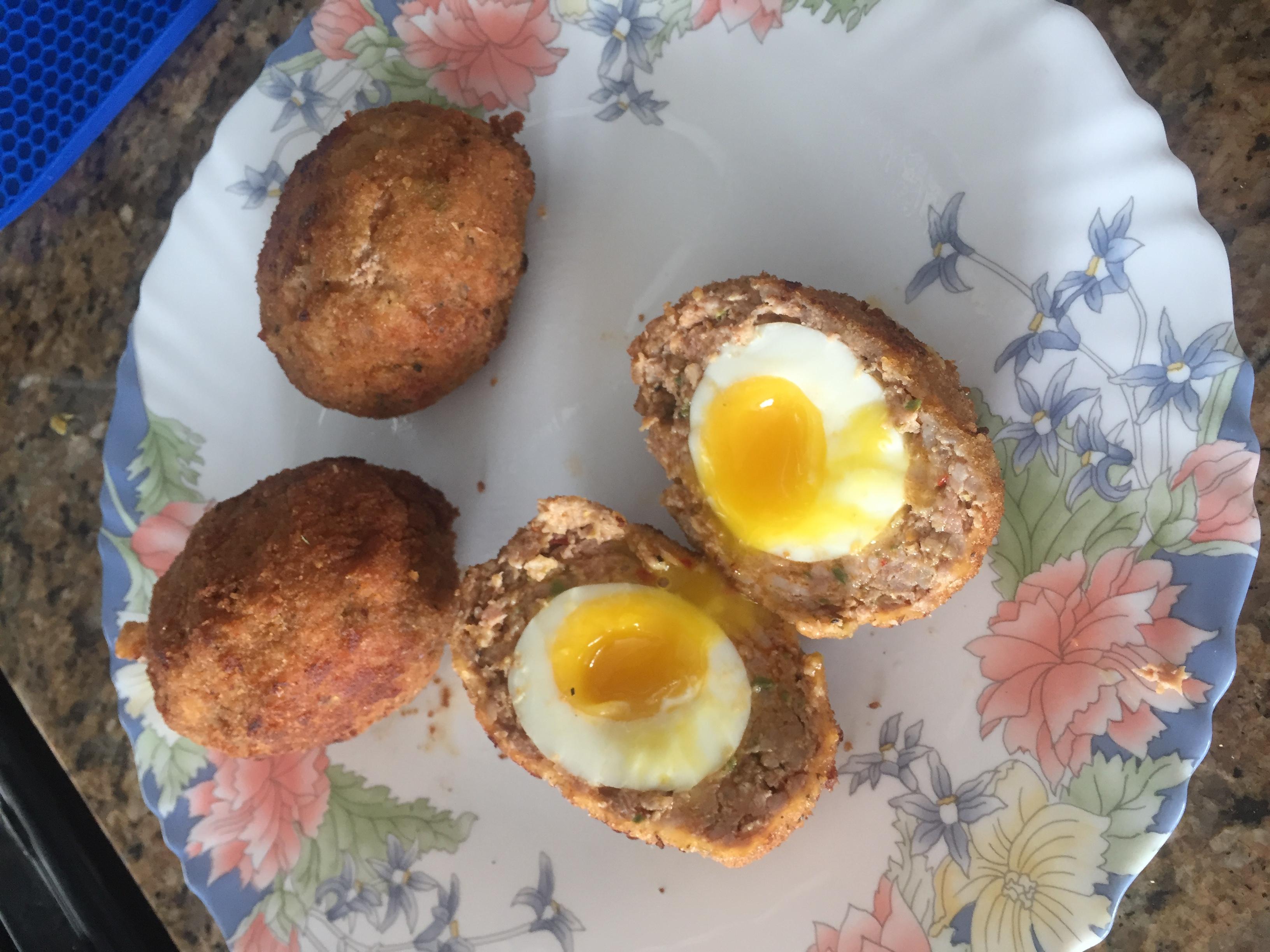Chef John's Scotch Eggs