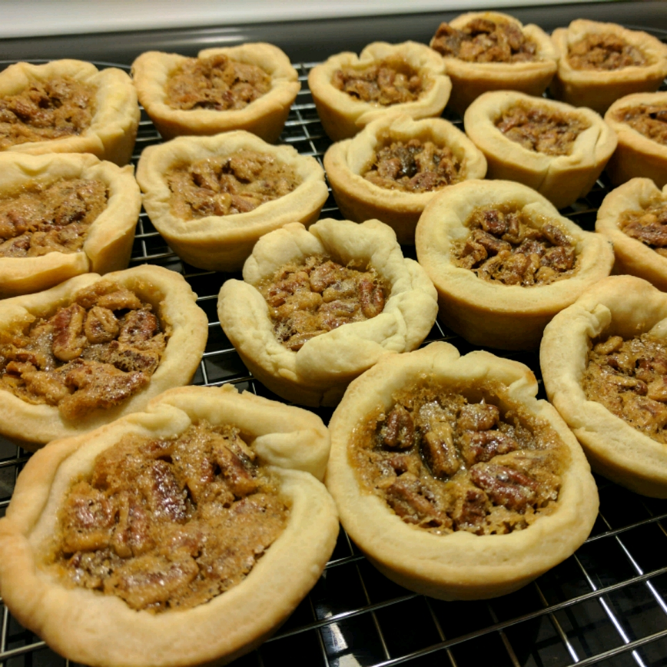 Maple Butter Tarts Charlotte Quesnel