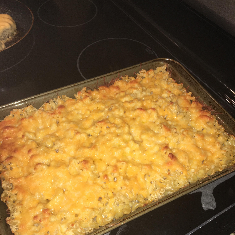 Elsie's Baked Mac and Cheese Michael Blodgett