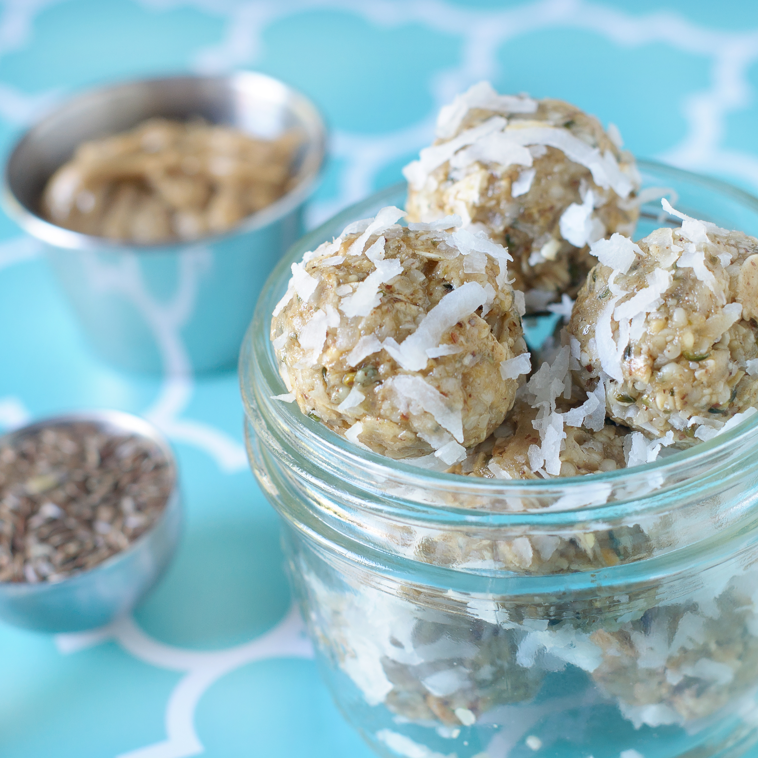 Easy Energy Balls KGora