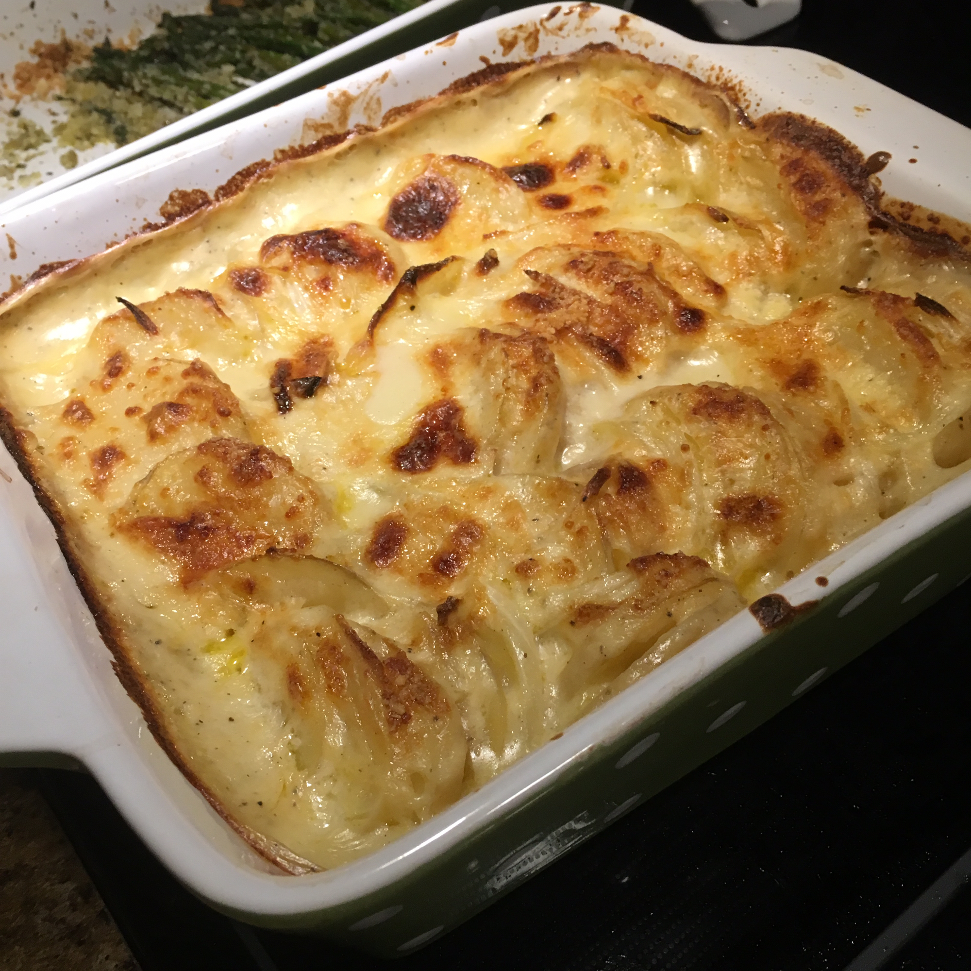 Mom's Scalloped Potatoes