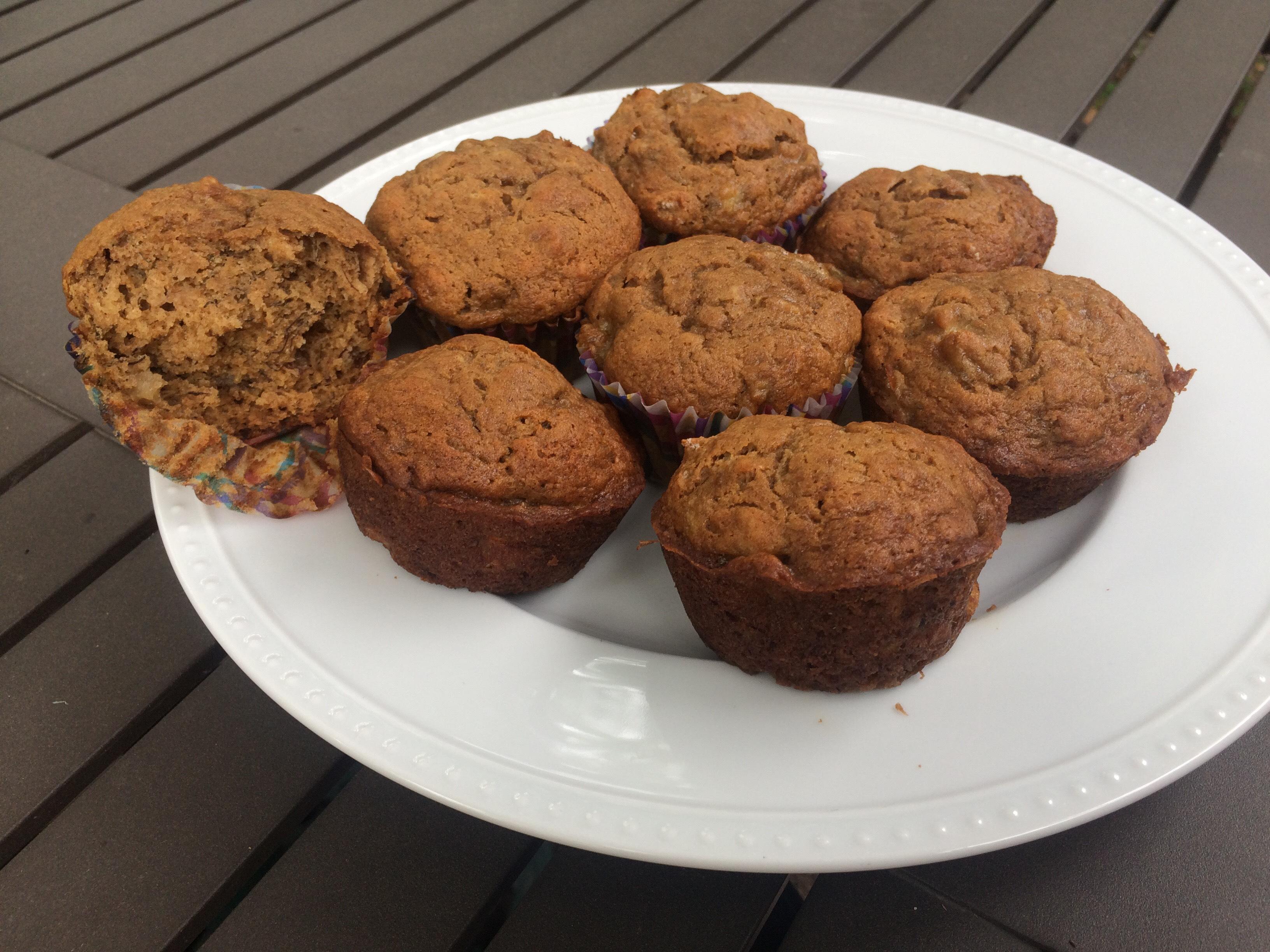 cornmeal millet poppy seed muffins recipe
