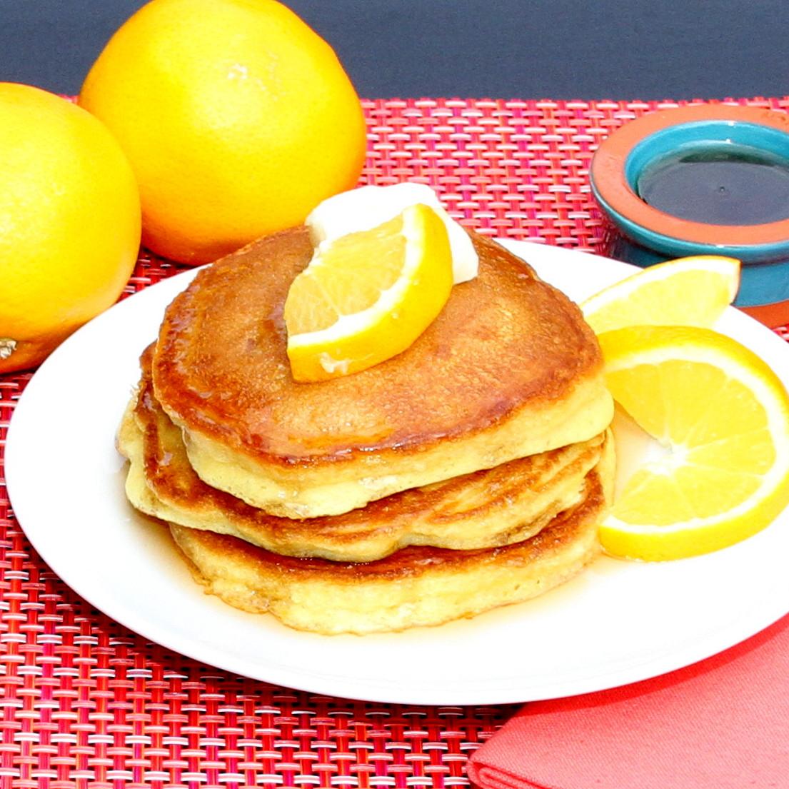 Creamsicle® Pancakes Jennifer Aleman
