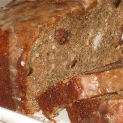 Caribbean Zucchini Bread SUNNYDAC