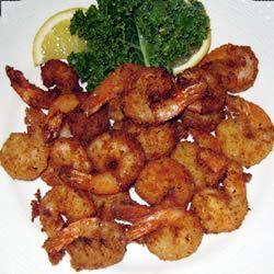 Easy Breaded Shrimp CC