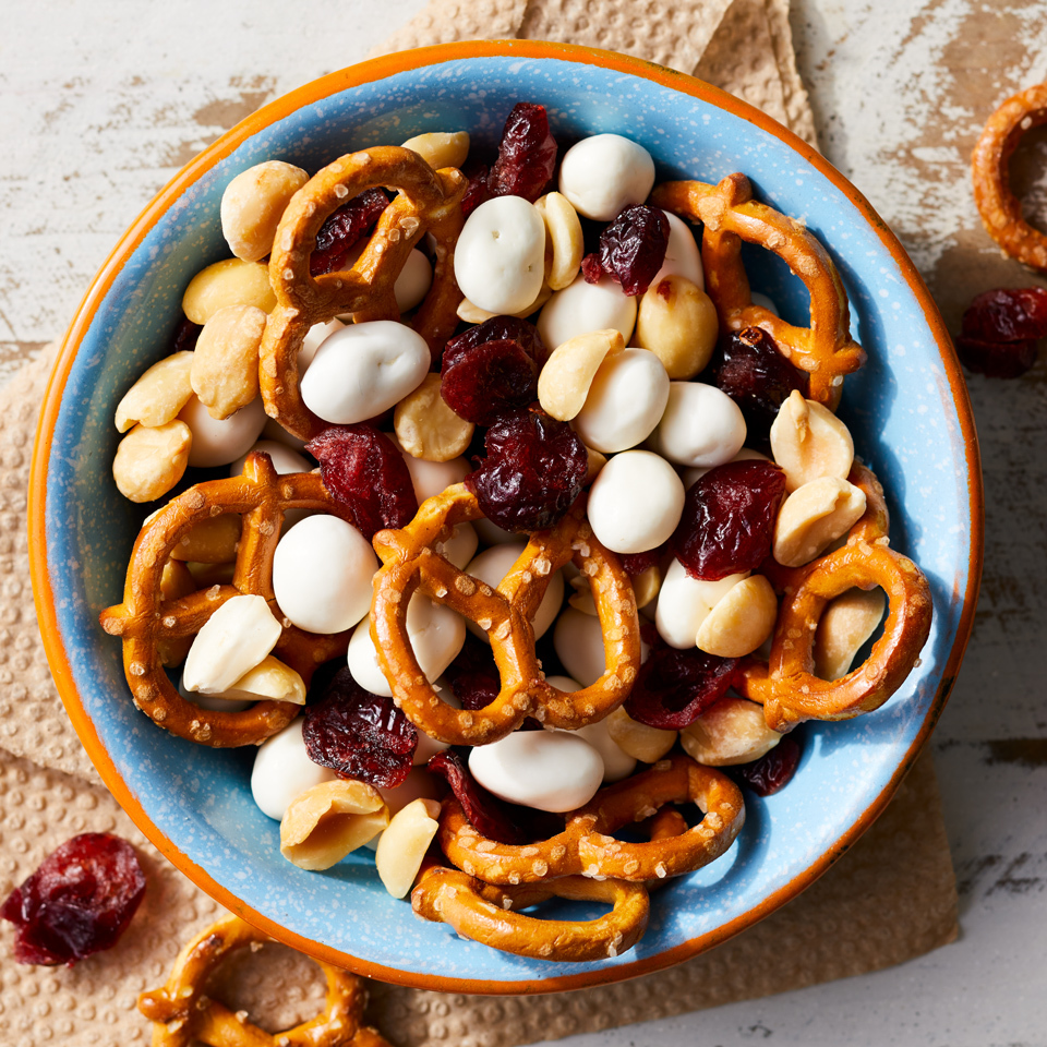 Fruit & Nuts Snack Mix Carolyn Casner