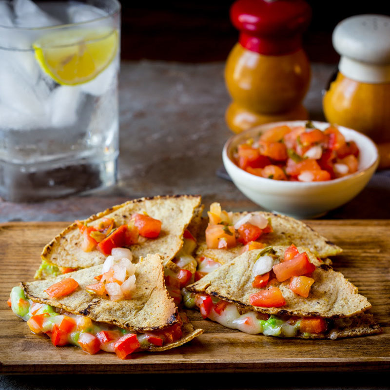 We love finding new ways to use our kitchen tools and appliances. These toaster-oven quesadillas with peppers and avocado are the perfect example of an unexpected toaster-oven hack we had to share. Source: EatingWell.com, August 2017