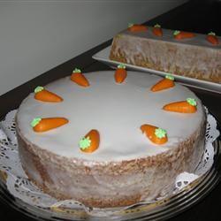 Aargau Carrot Cake Helen