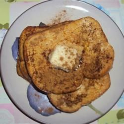 Make Ahead French Toast LukesMommy