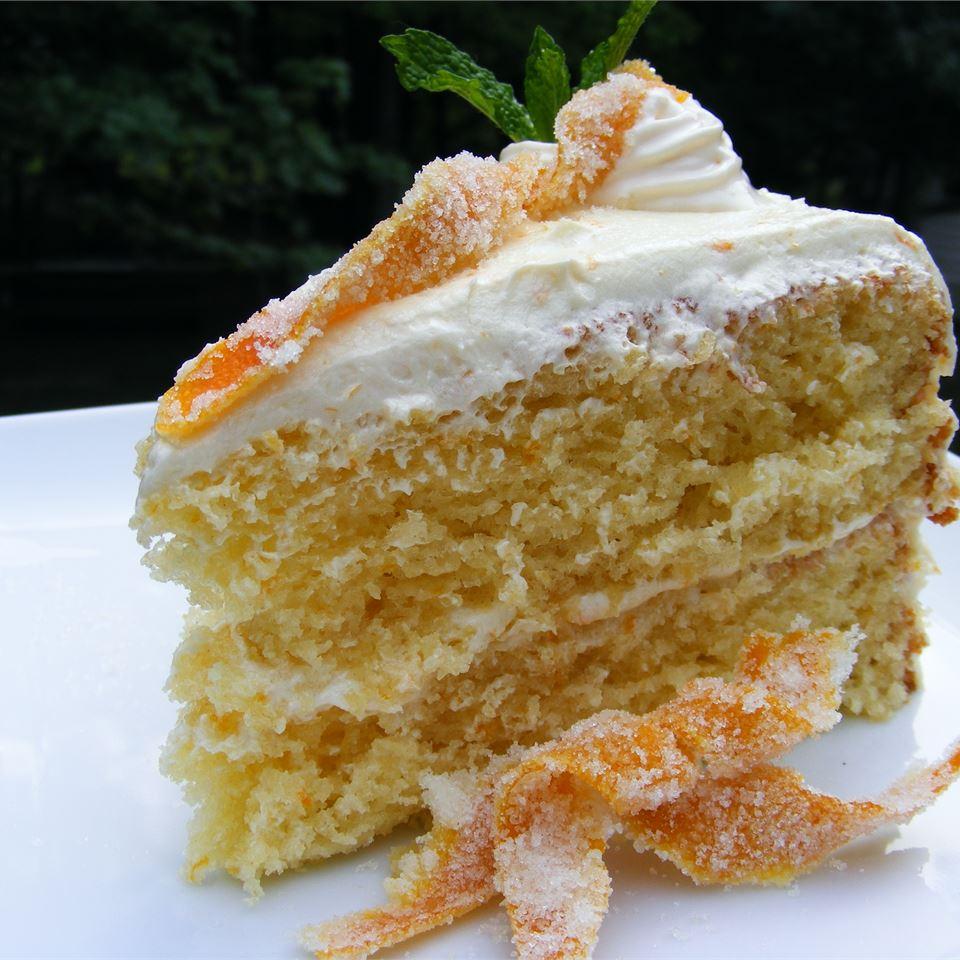 Beat and Bake Orange Cake abapplez