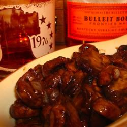 Whiskey Marinade The Tin Can Castle