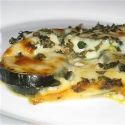 Zucchini e Pomodori Gratinati (Zucchini and Tomato Gratin) Fit&Healthy Mom