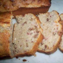 Strawnana Bread