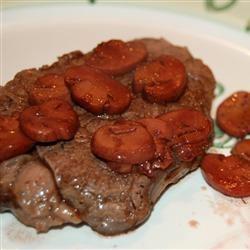 Easiest Filet Marsala