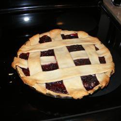 Blackberry-Chocolate Chip Pie emilee12345
