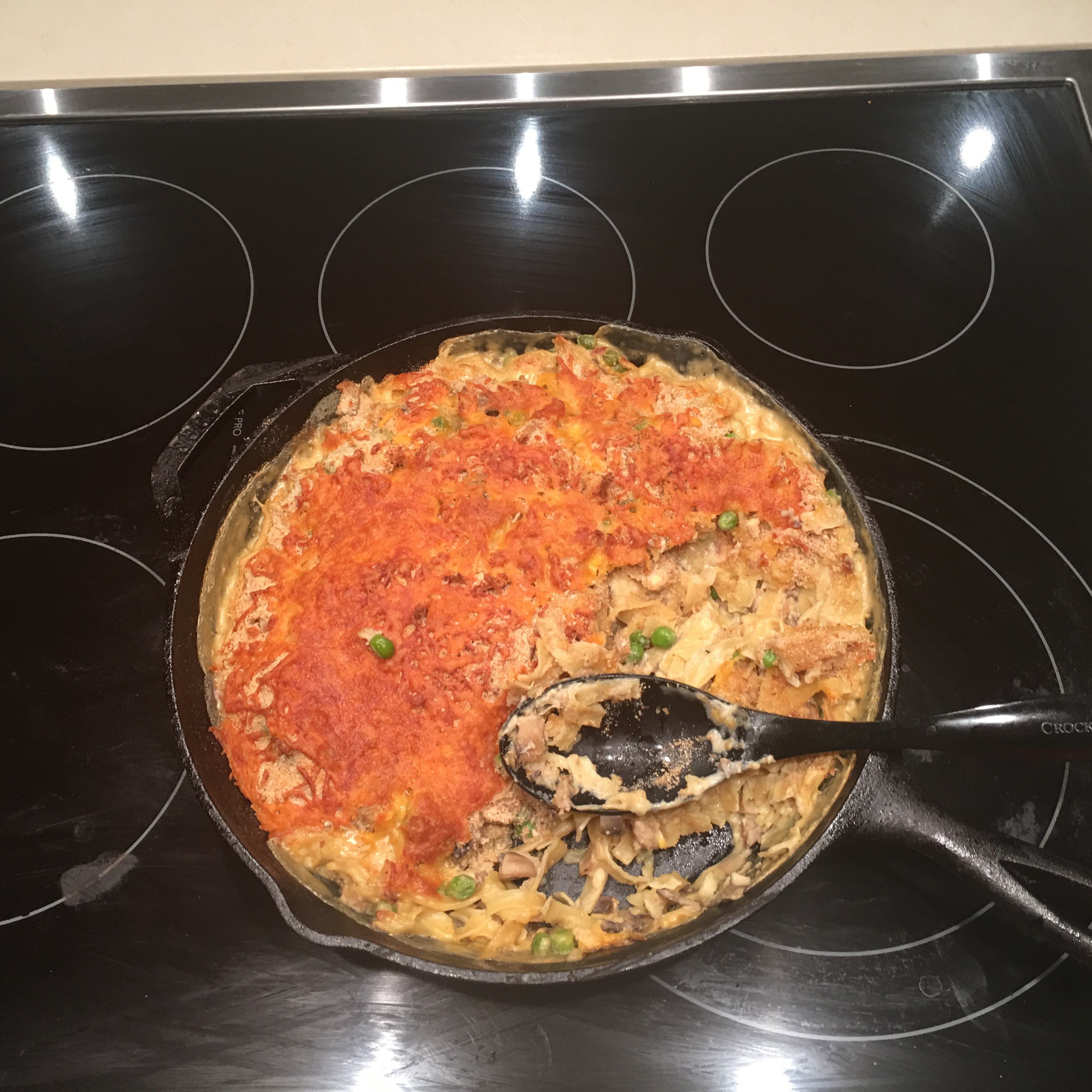 NO YOLKS® Tuna Noodle Casserole stockgains