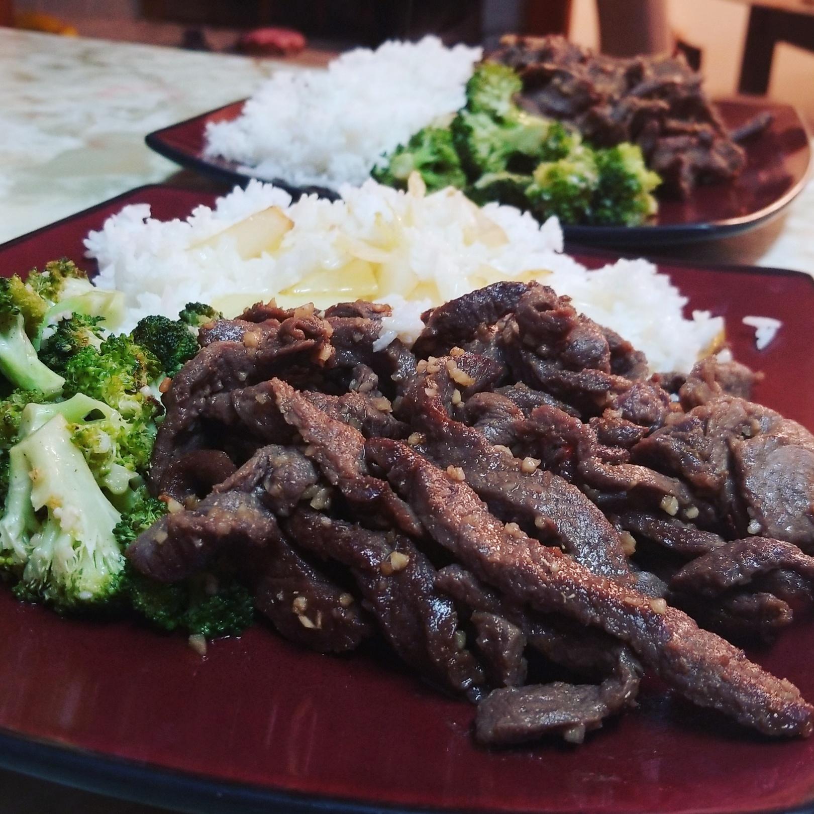 Thai Beef