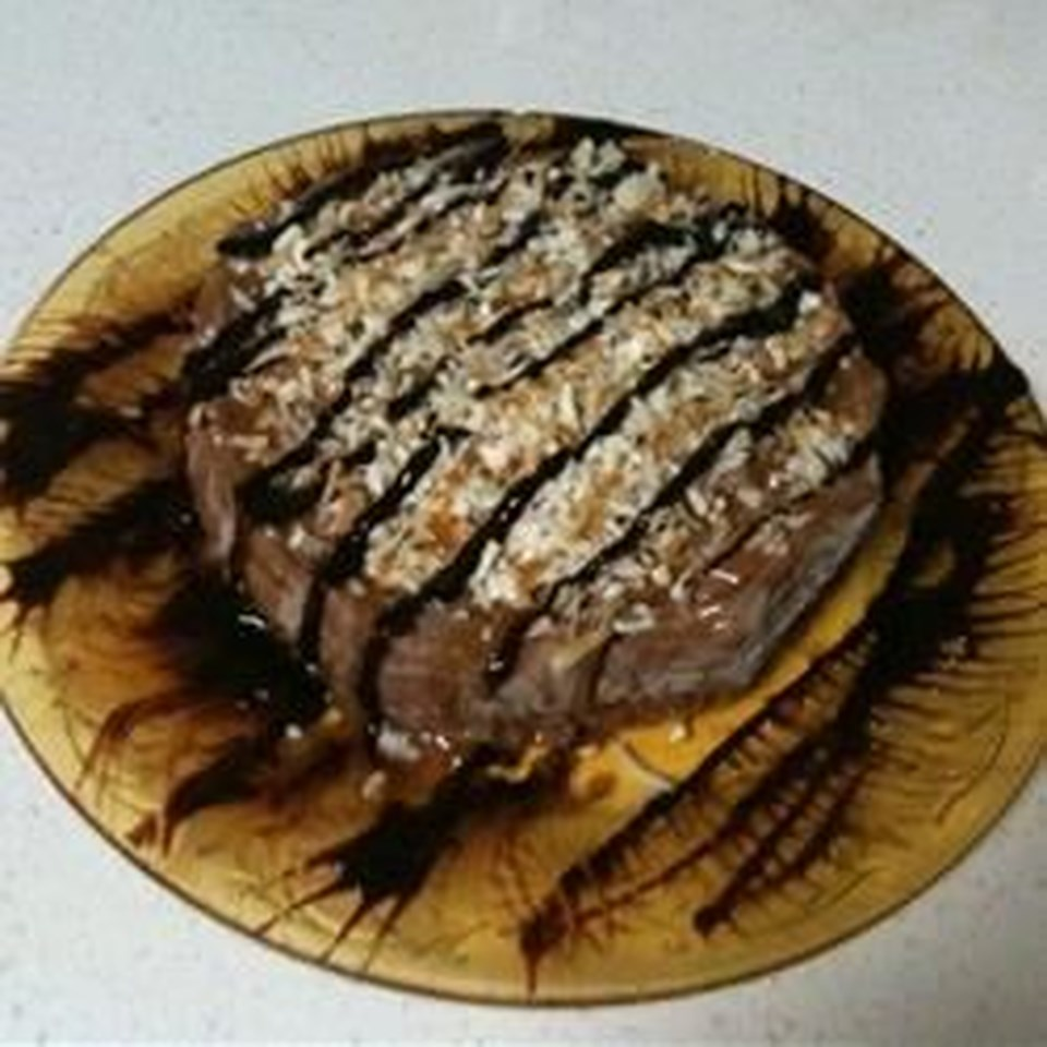 Matty Cake Ice Cream Cake
