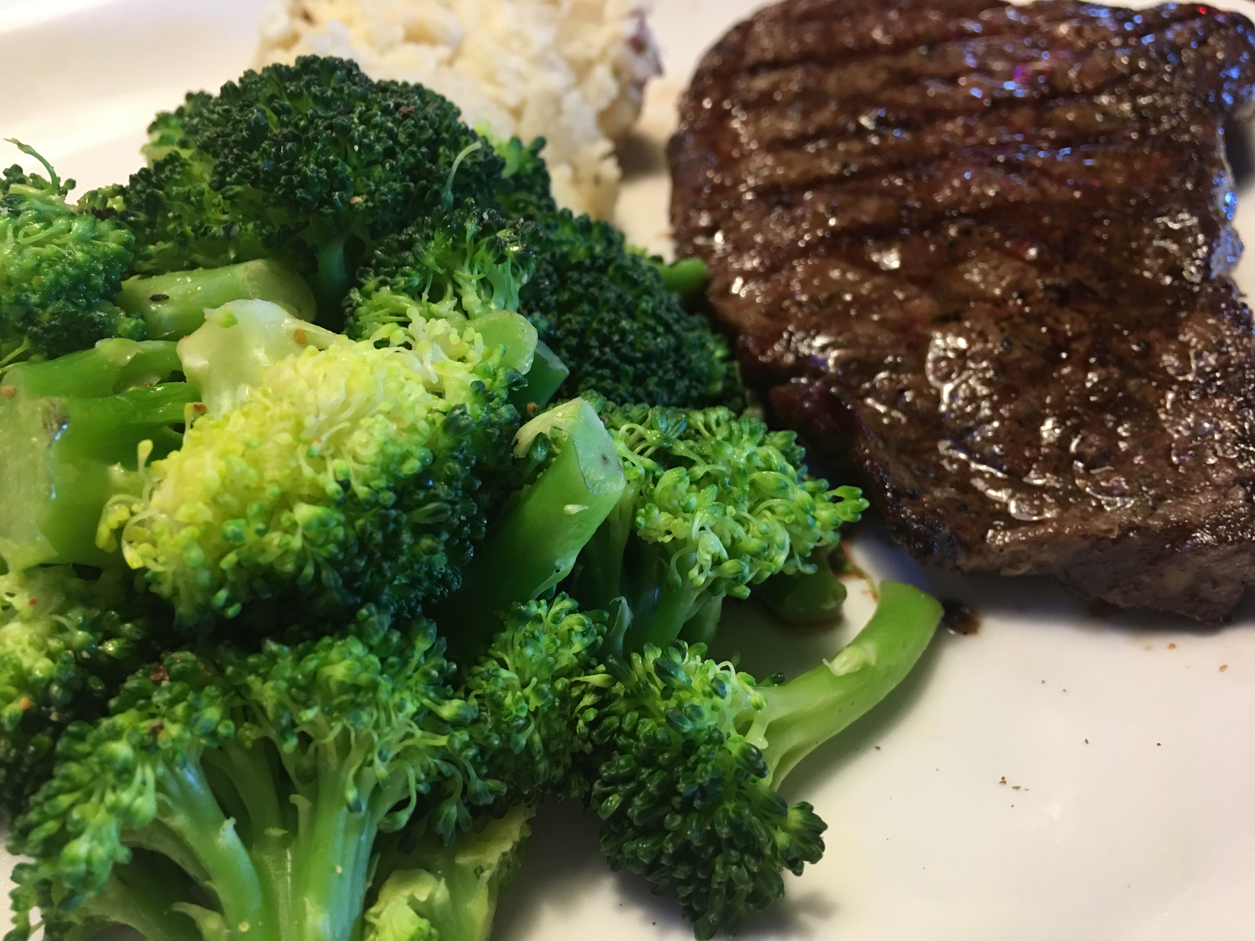 Cola Marinated Sirloin Steak