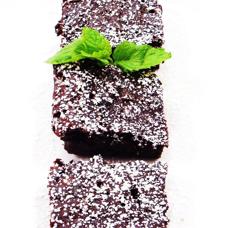 Flourless Chocolate Brownies (Gluten Free)