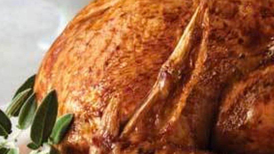 Mild Curry Turkey