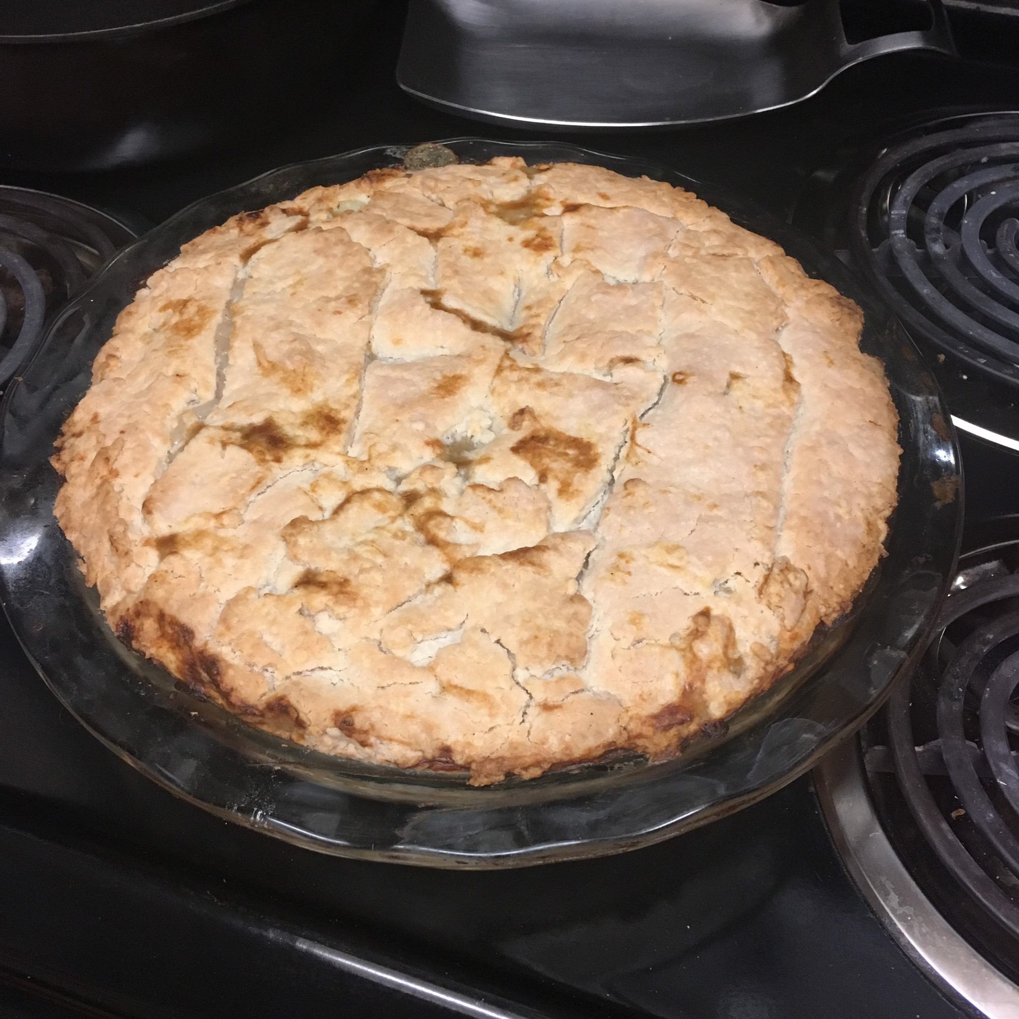 Easy Pie Crust Candace