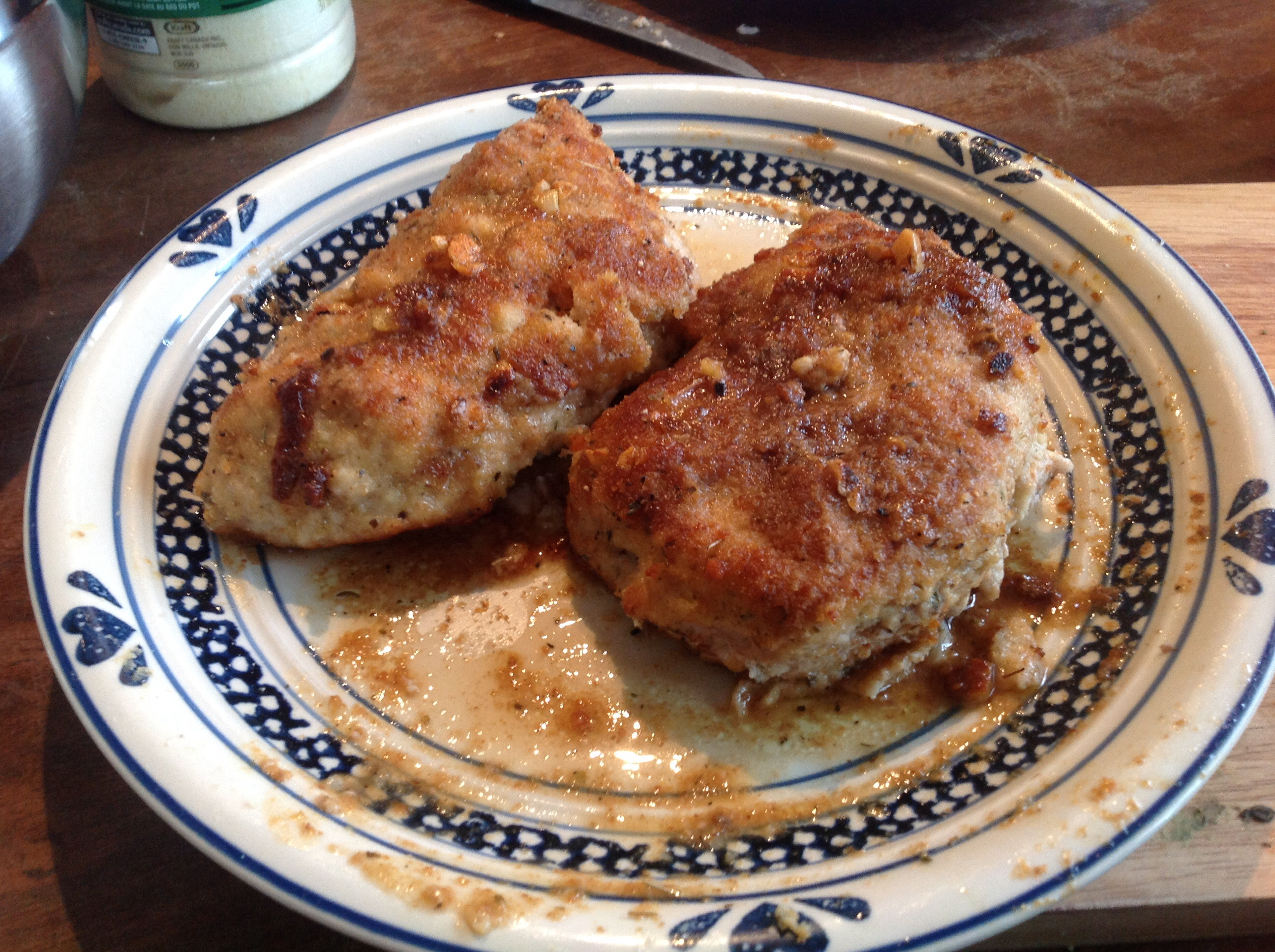 Italian Breaded Pork Chops Jacqueline