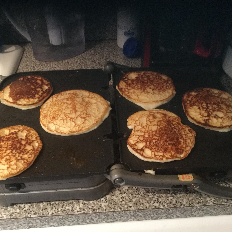 Sourdough Buckwheat Pancakes Randy