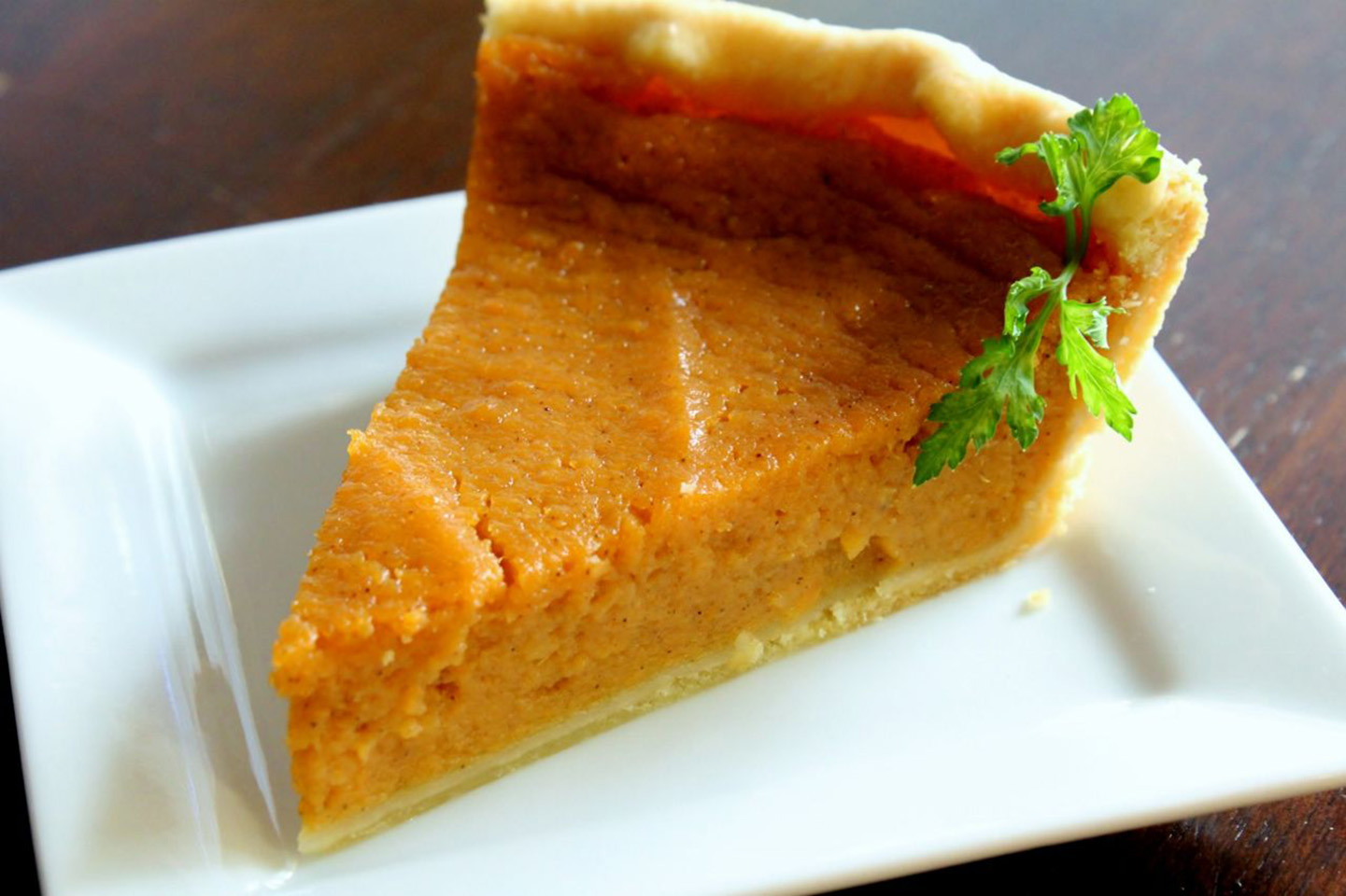 Sweet Potato Pie VII