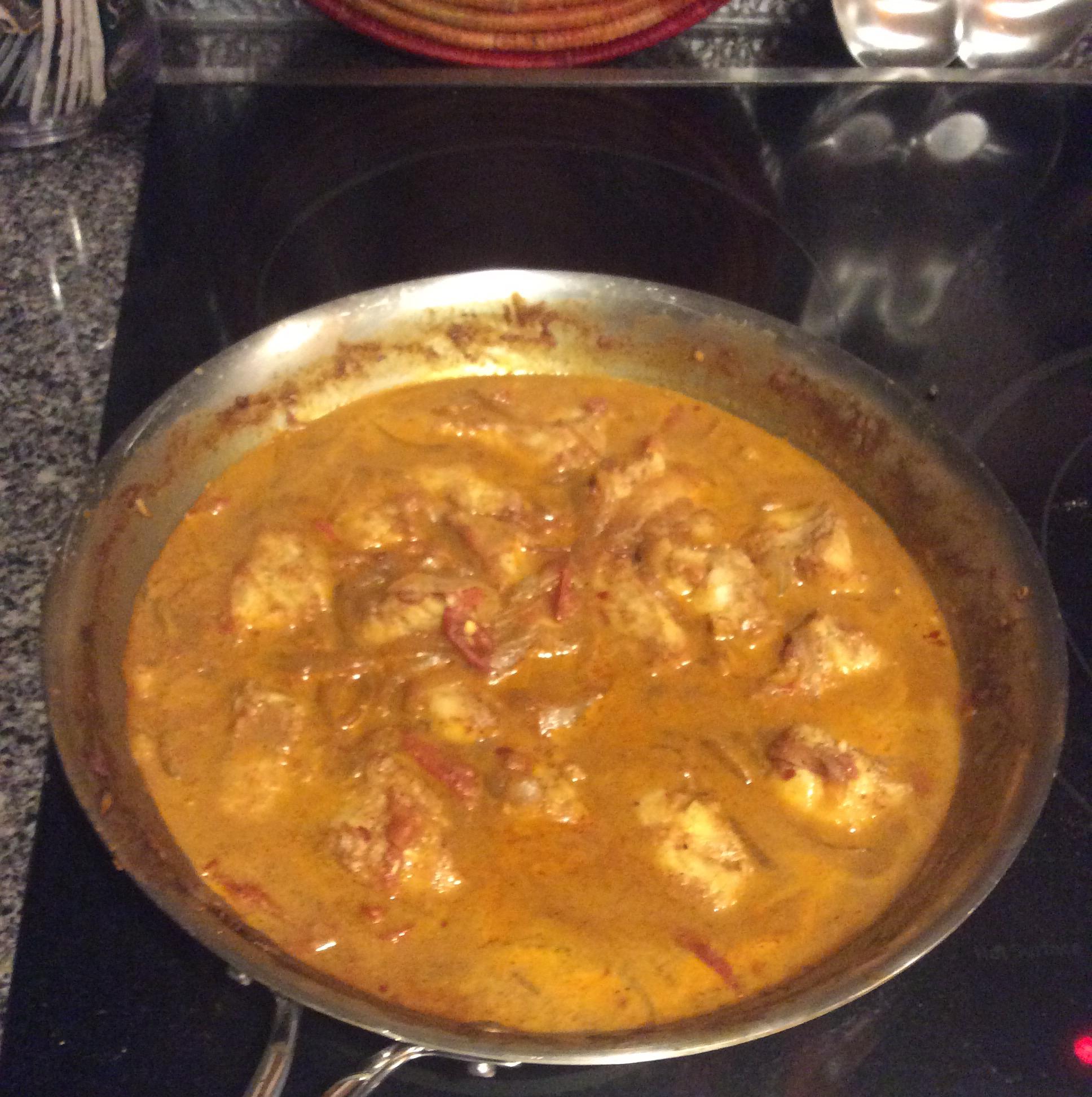 Coconut Fish Curry Karen Wanjiru-Stringer
