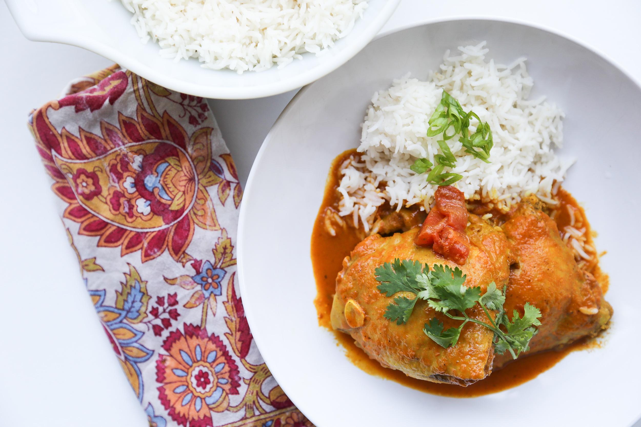 Instant Pot® Indian Butter Chicken Shauna James Ahern