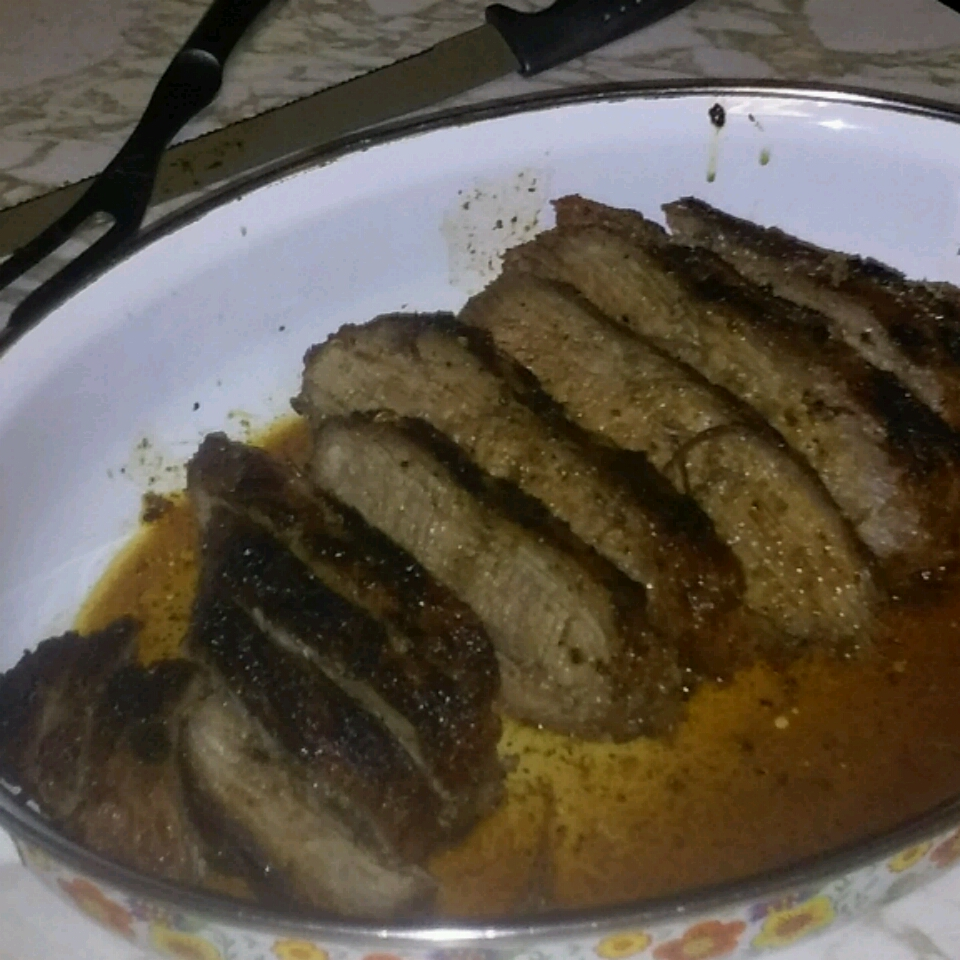 Santa Maria Grilled Tri-Tip Beef Dennis Hyman