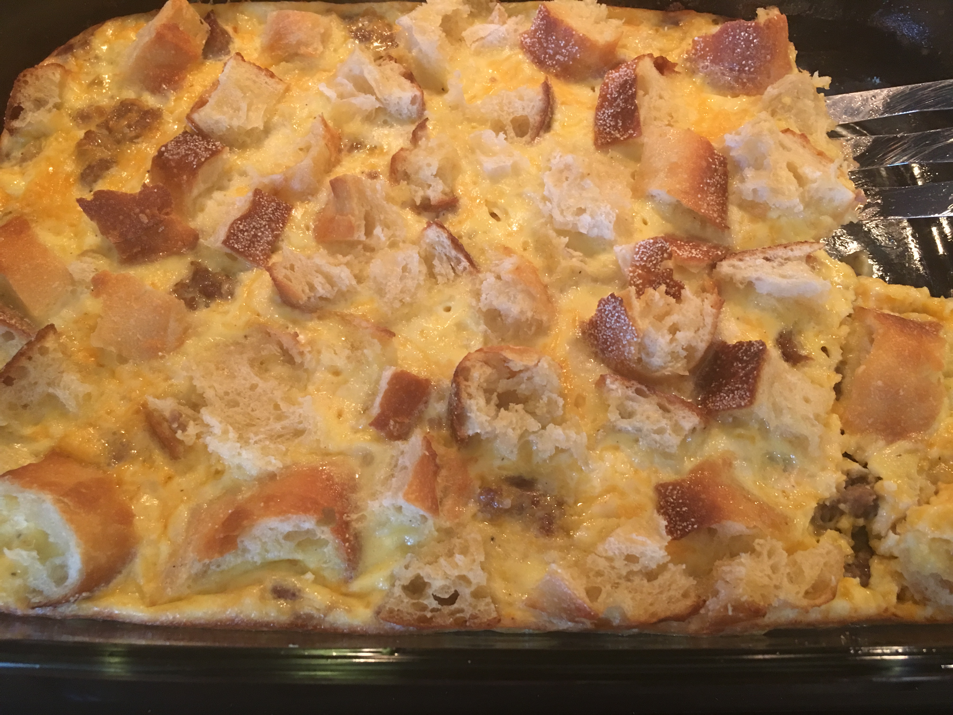 Country Breakfast Casserole from McCormick® Mary Richards