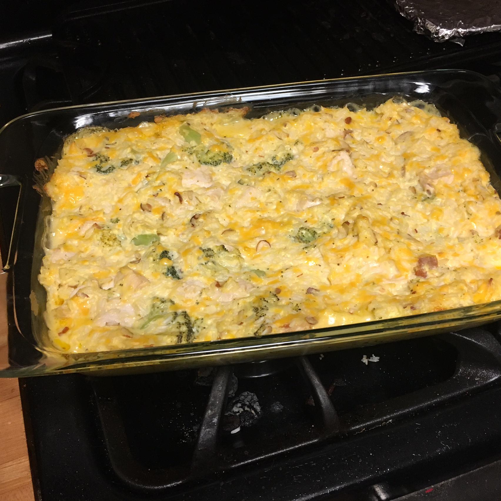 Easy Chicken and Broccoli Casserole Rachel Liptrap
