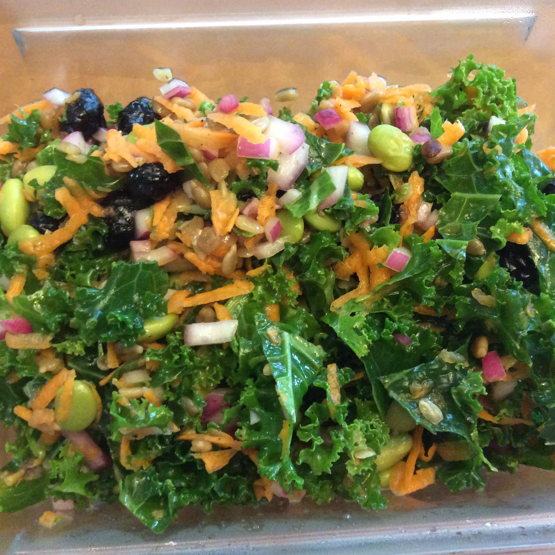 Super Summer Kale Salad