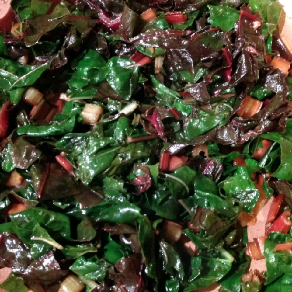 Simple Swiss Chard Briana