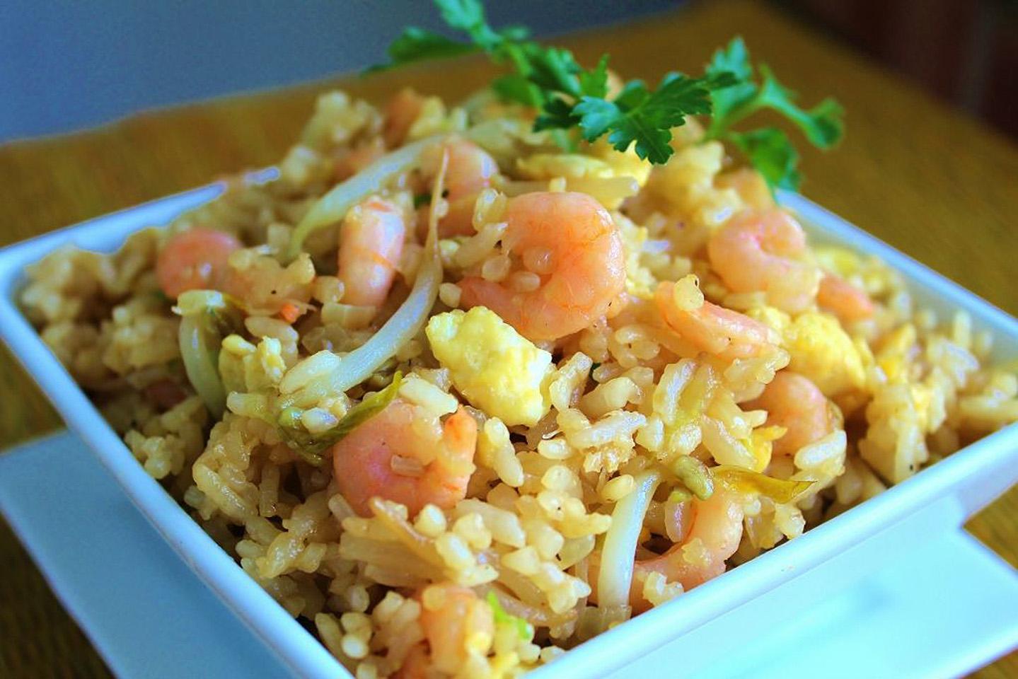 Shrimp Fried Rice Ii Recipe Allrecipes Com