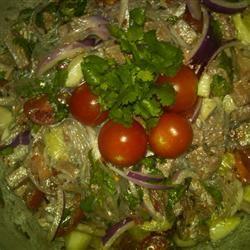 Thai Grilled Beef Salad Alena