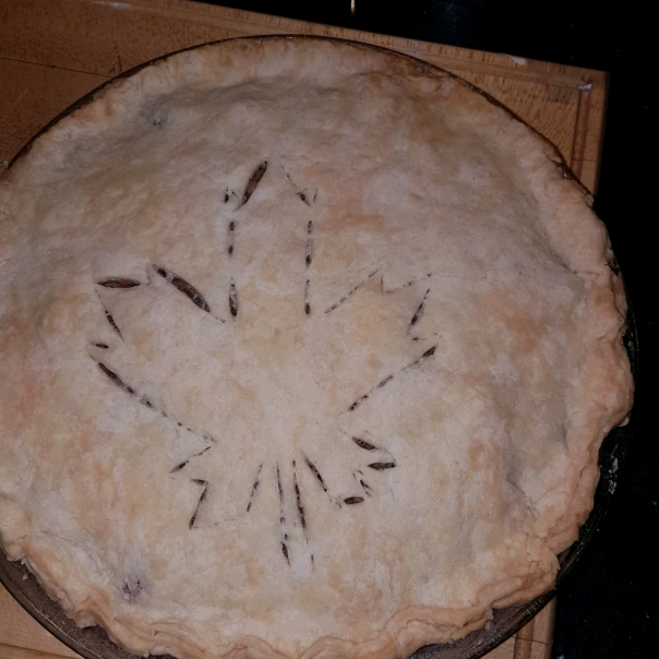 French Canadian Tourtiere doug