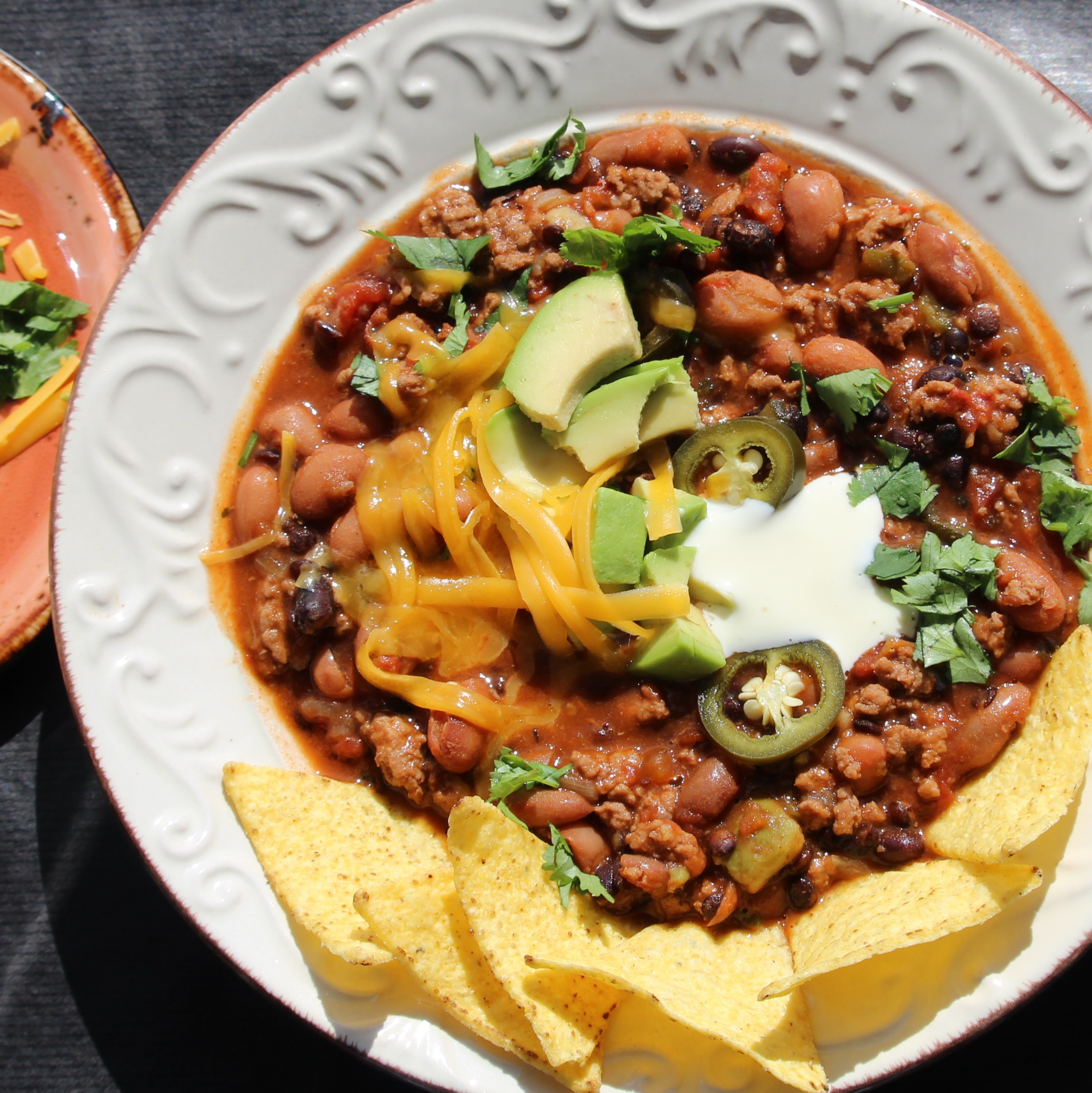 Instant Pot® Quick and Easy Outlaw Chili Beans Buckwheat Queen