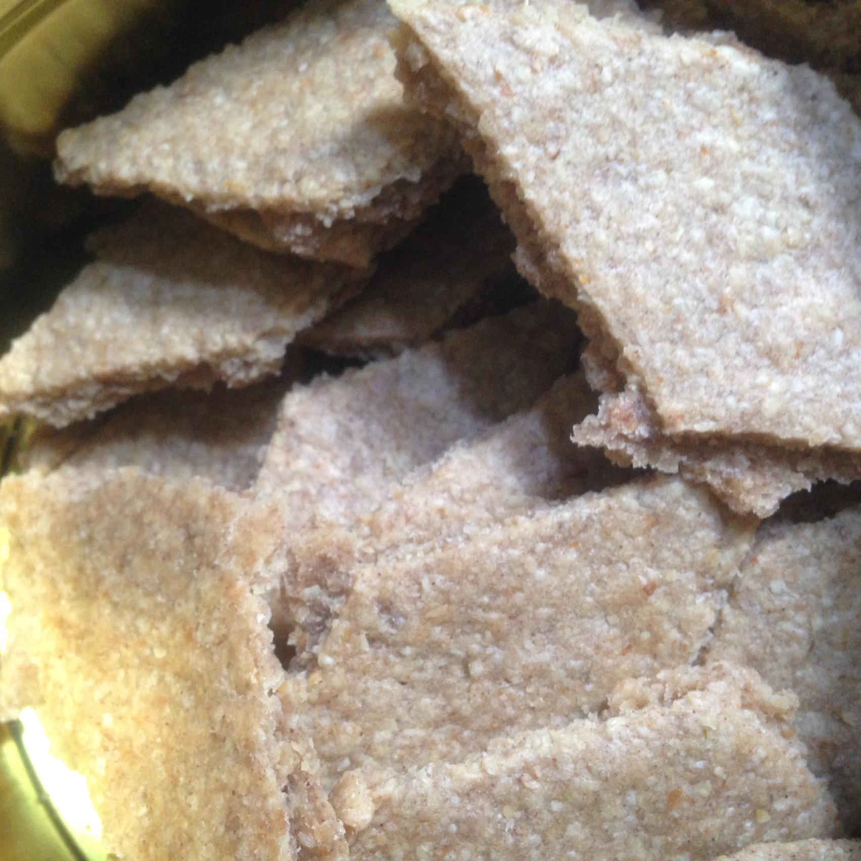 Oatmeal Crackers olivia djon