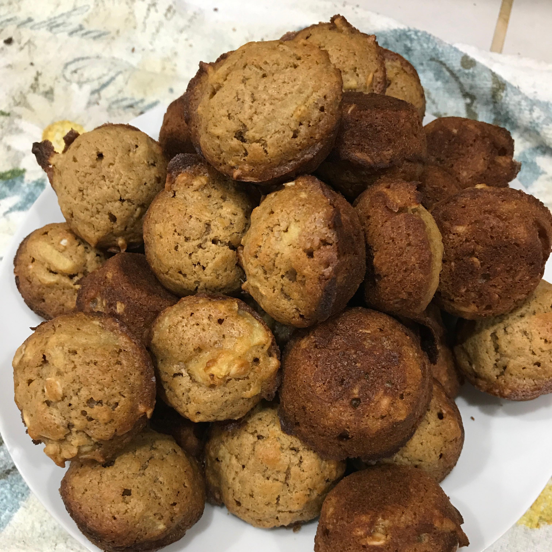 Miniature Apple Muffins