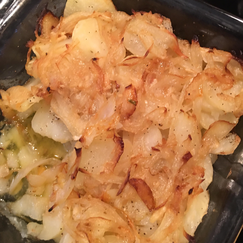 Lyonnaise Potatoes Jessie Bntz