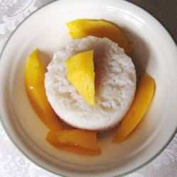 Sweet Rice and Mango Emily Beggs Claus