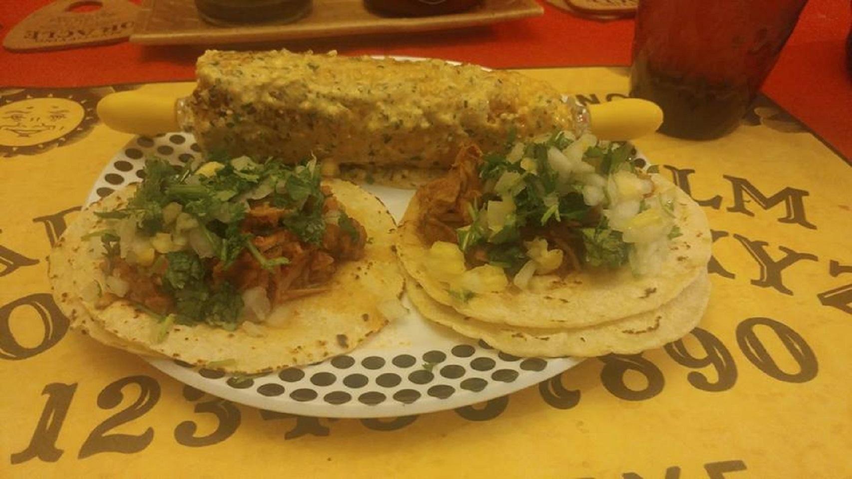 Slow Cooker Tacos al Pastor