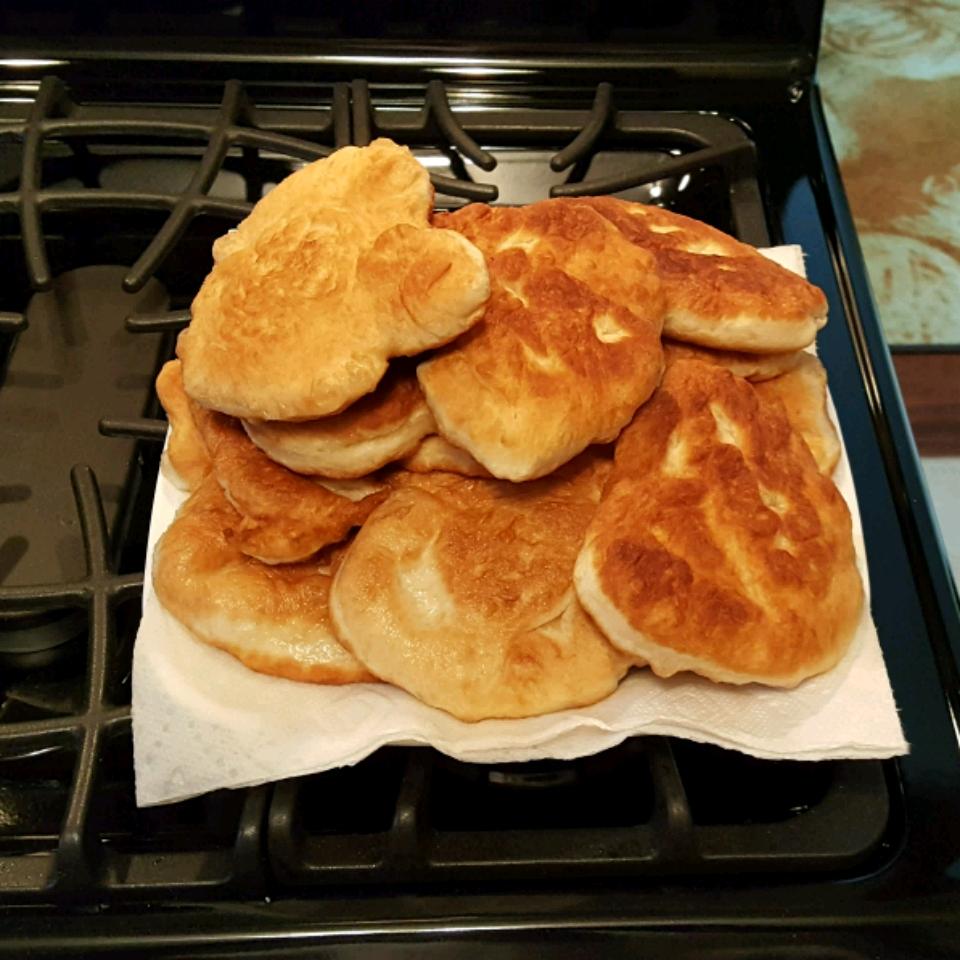 Native American Fry Bread BSL