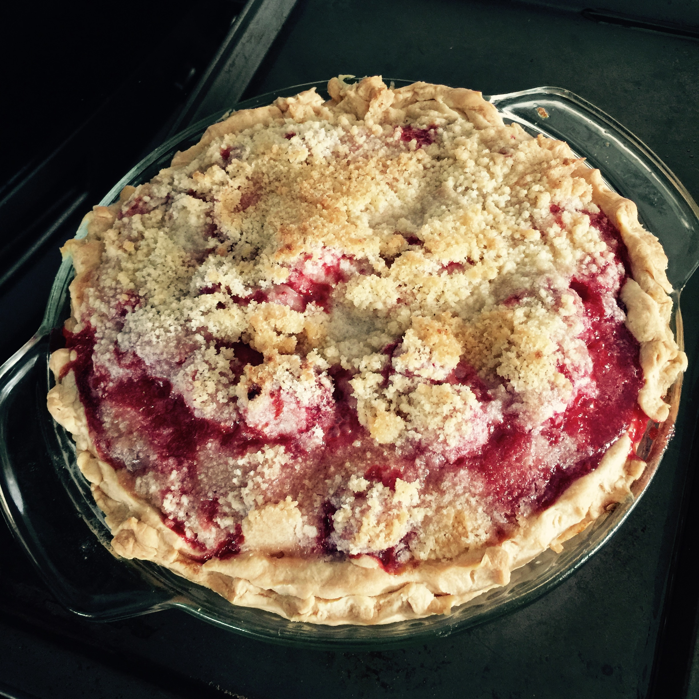 The Old Boy's Strawberry Pie