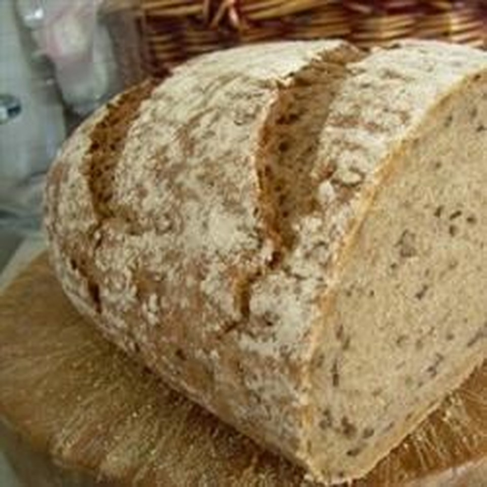 Flax Seed Wheat Bread